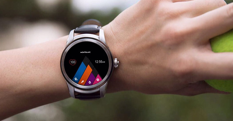 Smart authomatic watch