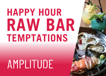 Hotel Sav Amplitude Happy Hour promotion