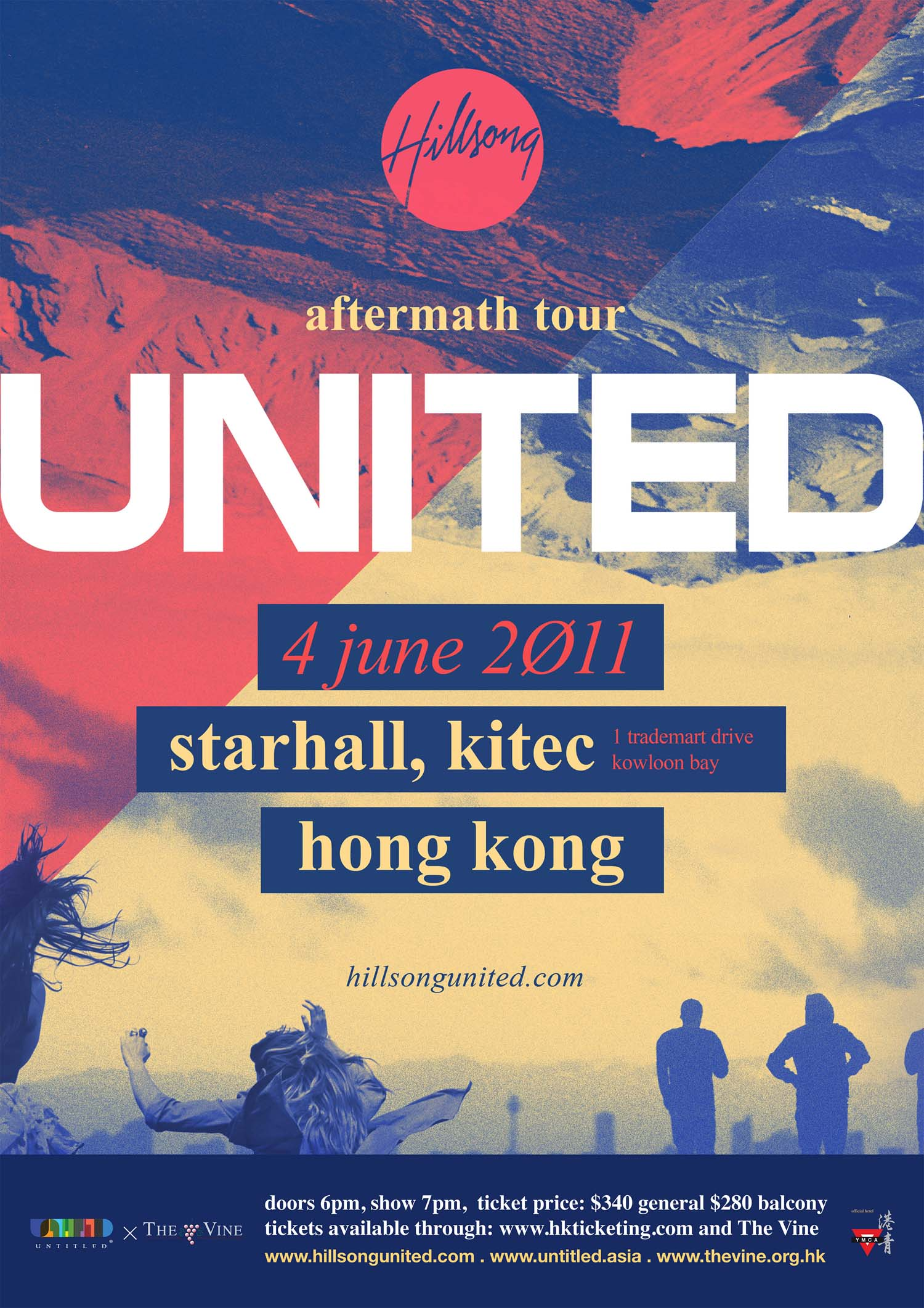 Hillsong United Live in Hong Kong at KITEC - Event Listing