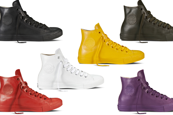 converse chuck taylor all star rubber collection