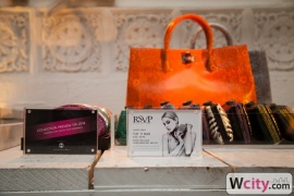 RSVP Edition #3 featuring collection preview FW2014 by Jennifer Mak