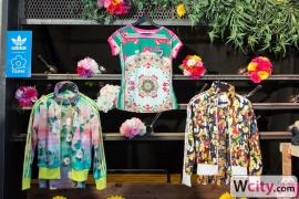 adidas Originals Women's Spring Summer Collection 2014 show