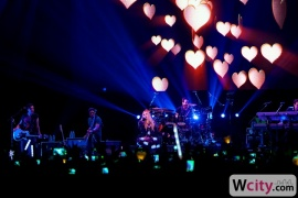 Avril Lavigne Live in Hong Kong 2014