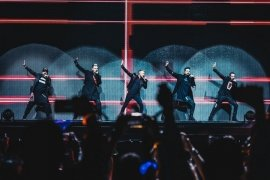 Backstreet Boys DNA World Tour Live In Macao