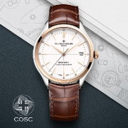 Baume & Mercier: Clifton Collection - COSC Certified Watches