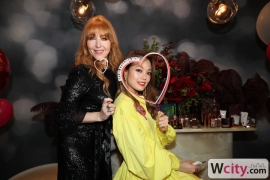 Charlotte Tilbury's Beauty Wonderland Launch in Asia