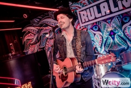 Darren Middleton (Powderfinger) live in Hong Kong at Rula Live