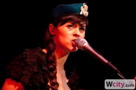 Emilie Simon Live in Hong Kong at Grappa's Cellar