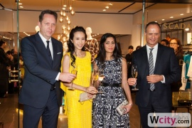Grand Opening of Escada New Flagship Store Central
