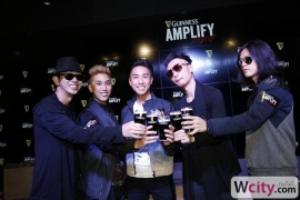 Guinness Amplify 2014 Press Conference