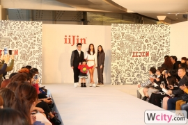 iiJin Fall/Winter 2015 Fashion Show and Spring/Summer 2015 Presentation