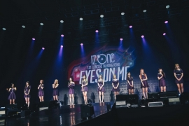 IZ*ONE 1ST CONCERT [EYES ON ME] in HONG KONG