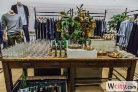 Kapok x Club Monaco Pop-Up Launch Party