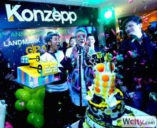 Konzepp 3rd Anniversary Party