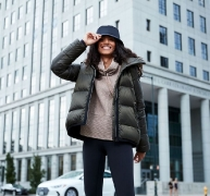 lululemon Feel at One. Outerwear Collection