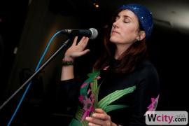 Maria Doyle Kennedy Live at hush