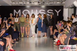 MOUSSY & SLY S/S 2015 Fashion Show