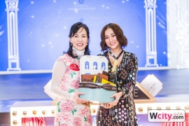 Pacific Place's Grand Opening of Christmas Spectacular with special guest Kay Tse