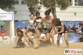 Prudential Hong Kong Beach 5s 2014 (Day 1)