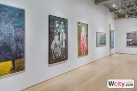 The Art of Chu Hing Wah at Hanart TZ Gallery