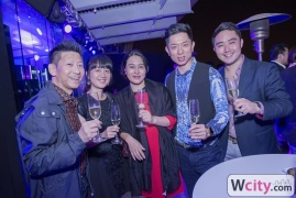 VERTU Aster launch after party