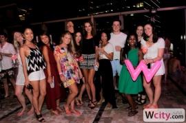 W Hong Kong Summer Series Pool Party (June 7th 2014)