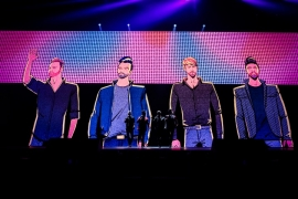 Westlife Celebrate Global 20th Anniversary Tour - Cotai Arena
